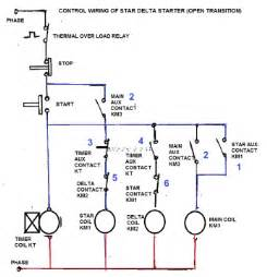 star delta starter electrical notes amp articles
