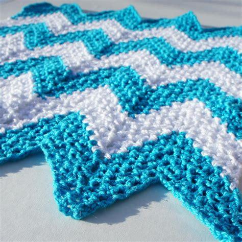chevron knitting pattern chevron dishcloths knitting patterns loveknitting