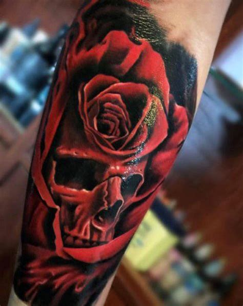 badass rose tattoos 50 badass tattoos for flower design ideas