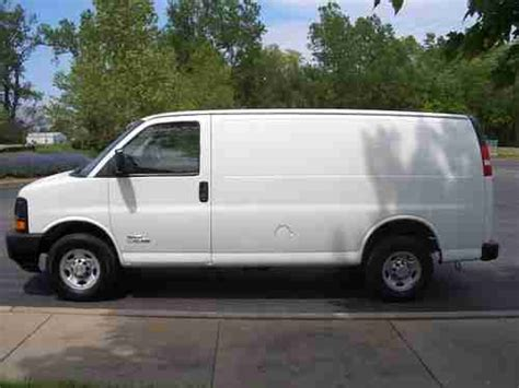 how to fix cars 2006 chevrolet express transmission control sell used 2006 chevrolet express 2500 6 6l duramax diesel auto transmission runs great in saint
