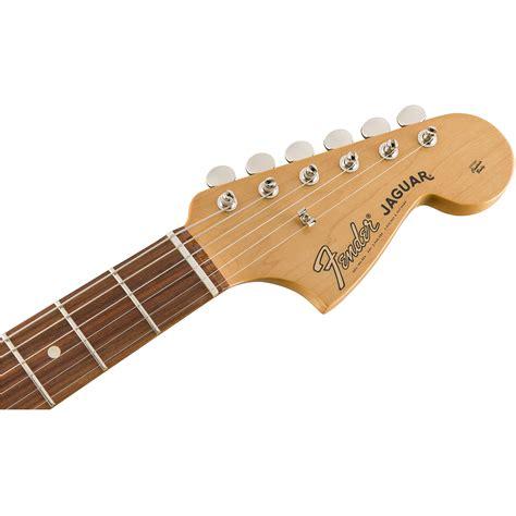 jaguar classic player hh fender classic player jaguar special hh pf 3tsb 171 e gitarre