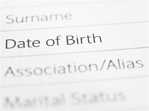 Search With Date Of Birth Age Gates On Aren T Required And May Cause More Harm Than Experts