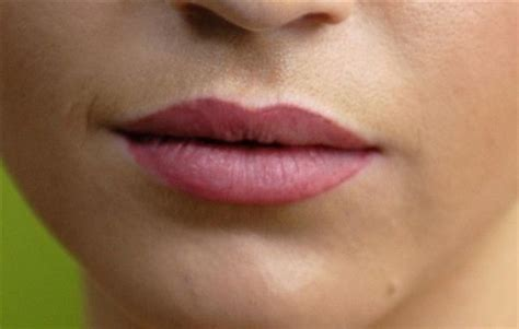 tattoo lips philippines after full lip tattoo fuller lips with soft ros 233 colour