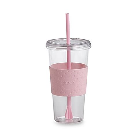 bed bath and beyond tumblers copco eco first sierra tumbler in pink bed bath beyond