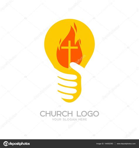 light of the christian church church logo christian symbols l light of the