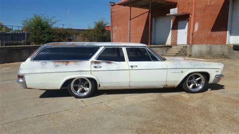 1966 impala wagon 1966 chevrolet impala wagon