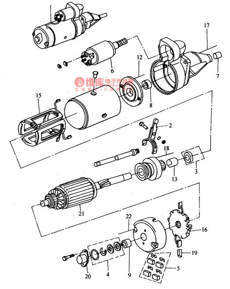 nanjing iveco car starter circuit diagram automotive