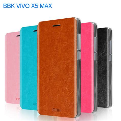 Vivo V3 Max Casing Mofi Leather Flip Cover Dompet Armor Bumper vivo x5 max newest 100 brand mofi ultra thin pu leather stand flip bracket cover for bbk