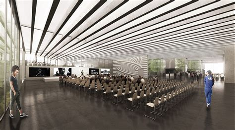 design event germany cobe wins competition for new adidas flagship building in