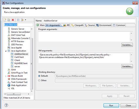 tutorial rmi java netbeans a step by step implementation tutorial for java rmi