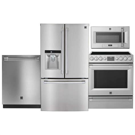 stainless kitchen appliances stainless steel appliance package kitchen appliance