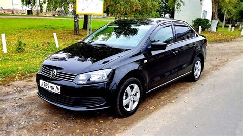 polo volkswagen black volkswagen polo sedan black edition drive2