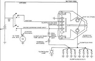 glow relay wiring diagram spark wiring diagram