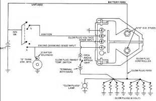 glow relay wiring diagram spark wiring diagram
