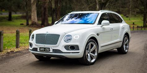 bentley bentayga truck 2016 bentley bentayga review caradvice