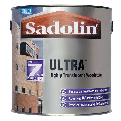 sadolin exterior wood paint sadolin ultra 174 highly translucent woodstain sadolin