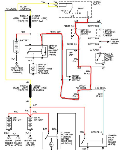 simple ignition switch wiring diagram 37 wiring diagram