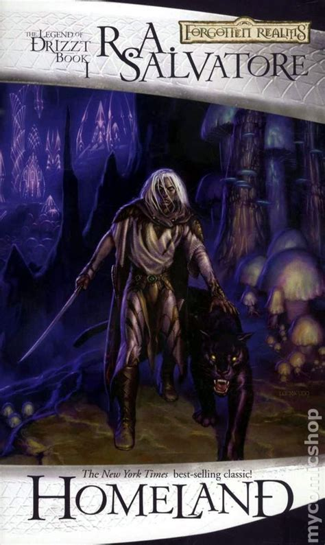 drizzt 011 forgotten realms forgotten realms the legend of drizzt pb 2004 2008 wizards of the coast novel new edition