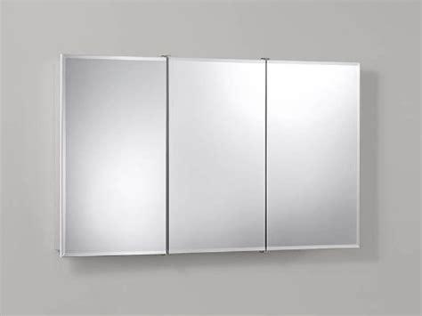 nutone 755296 ashland frameless medicine cabinet classic