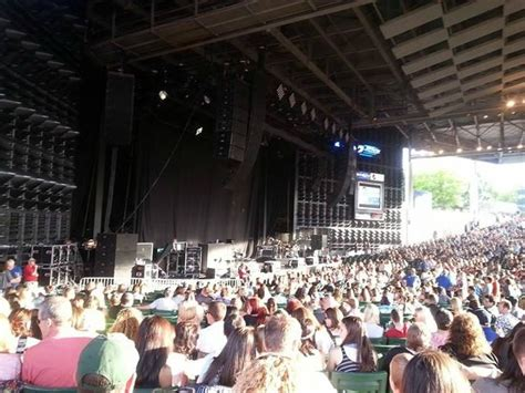 Pine Knob Dte by View From Our Seats Ltc Row Ll Seats 3 4 Picture Of Dte