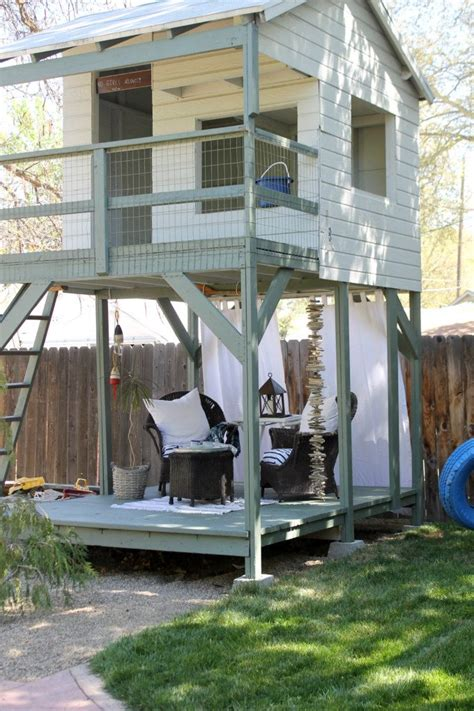 backyard play fort 17 best ideas about play fort on pinterest kids tree
