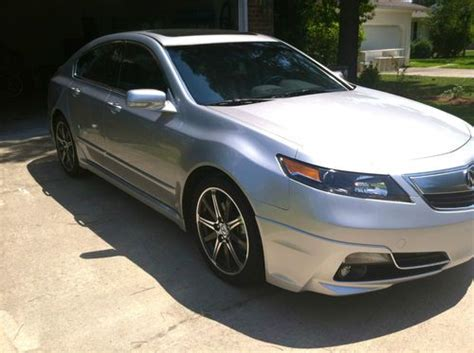 acura tl factory wheels purchase used 12 acura tl tech pac factory custom