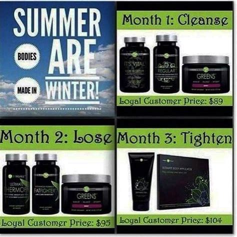 It Works 90 Day Detox by 44 Best Images About It Works On Wraps