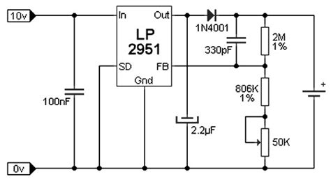 lithium ion battery charger circuit lithium ion li ion battery charger power supply circuits