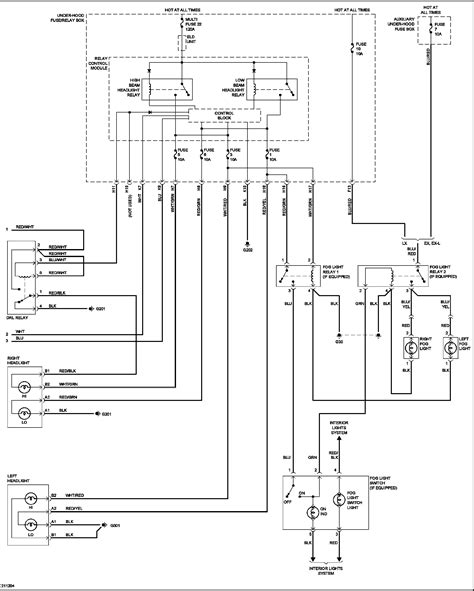 2005 honda wiring diagram free wiring diagrams