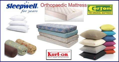 Sleepwell Orthopaedic Mattress by Mittal Traders Mattress Aligarh Directory