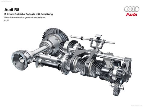 Audi R8 (2007) picture #90, 1600x1200