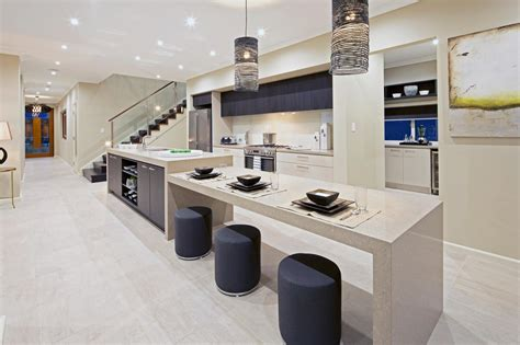 modern kitchen island table 7 kitchen design ideas to create the ultimate entertainer