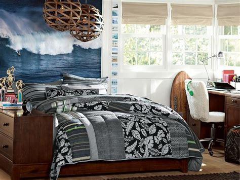 surf themed bedroom teen boys room ideas design dazzle