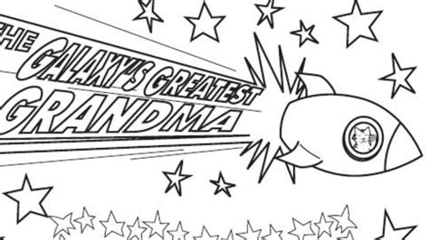 printable coloring pages for grandma grandparents day series best grandma certificate