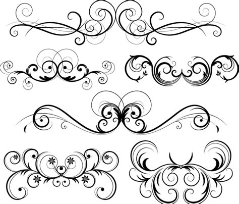 filigree pattern png free vector art free vector illustrations free ornate