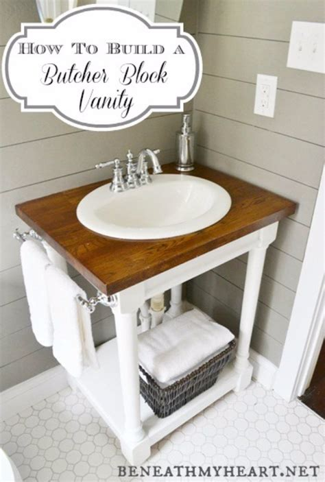Bathroom Vanity Plans Diy 31 Brilliant Diy Decor Ideas For Your Bathroom Page 4 Of 6 Diy