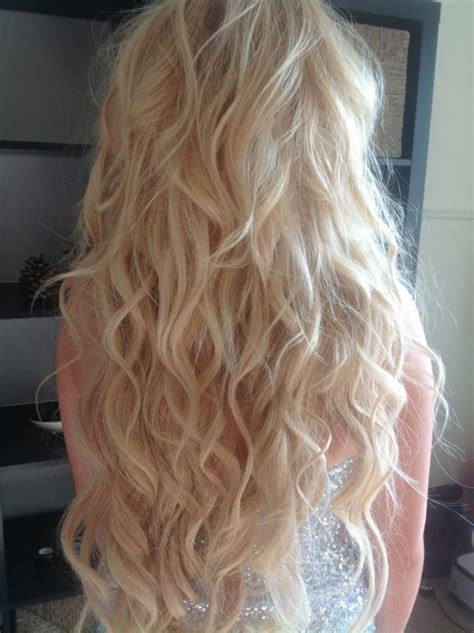modern long curly hairstyles 7 wonderful long hair weave styles long blonde curly hair natural wavy curls my style