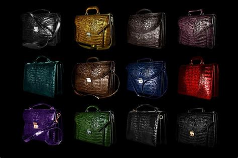 Exclusive The Colorful Valentino Crocodile Handbags by Exclusive Bags Briefcases Clutches And Other Vip