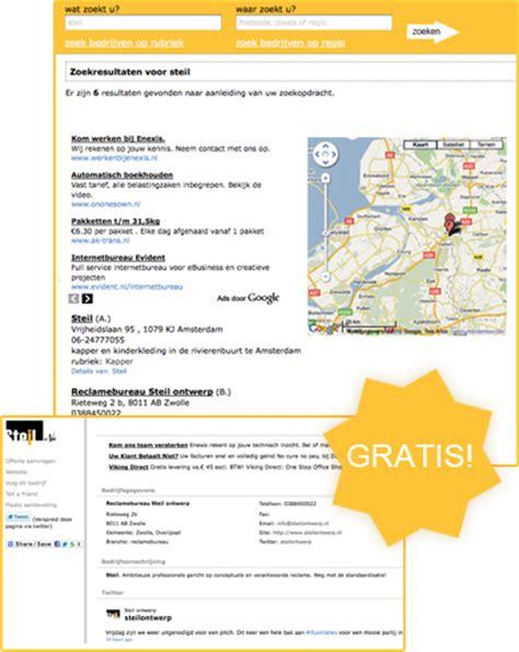 gratis reclame maken gratis reclame maken met uw bedrijf op nederlandinbedrijf nl