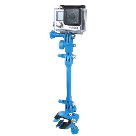 Gopro 4 Black Jakarta tmc gopro adjustable mount set for gopro xiaomi yi