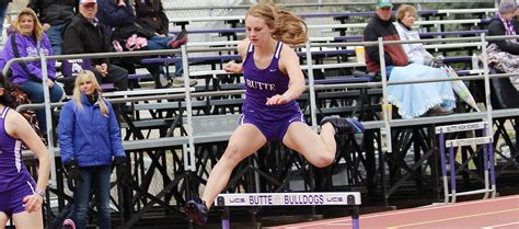abby dodge butte high s abby dodge signs with grizzly track butte