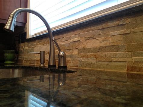 stack tile backsplash kitchens