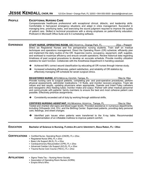 free nursing resume template kays makehauk in professional resume