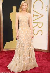A Closer Look At The Oscars Cate Blanchett by Cate Blanchett Wins Award For Most Expensive Oscars