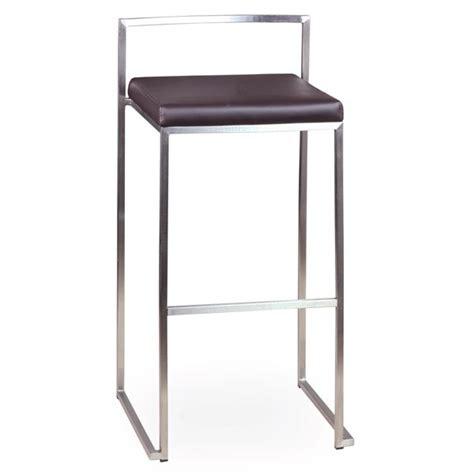 chaise de bar avec dossier csy 912 one mobilier