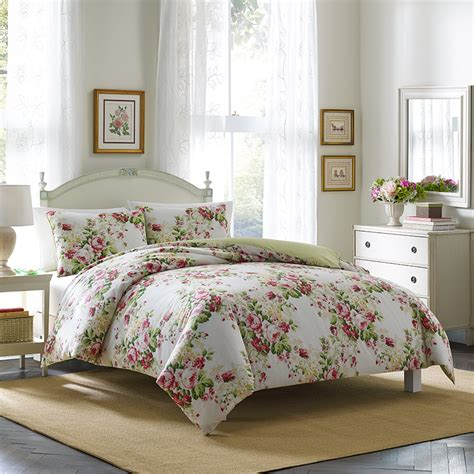 laura ashley bedding sets laura ashley joyce pink comforter and duvet set from