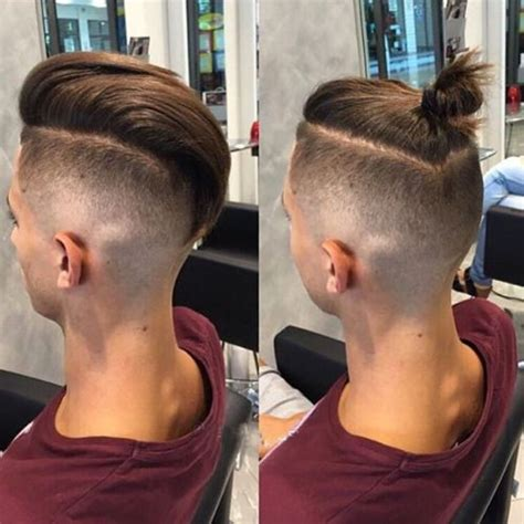 fade haircuts both sides hairstyles disconnected undercut hairstyles for men 20 new styles and