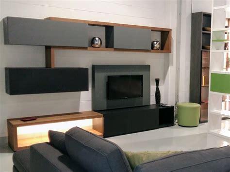 mobili soggiorno moderni outlet soggiorno completo di astor mobili con porta tv sconto 40
