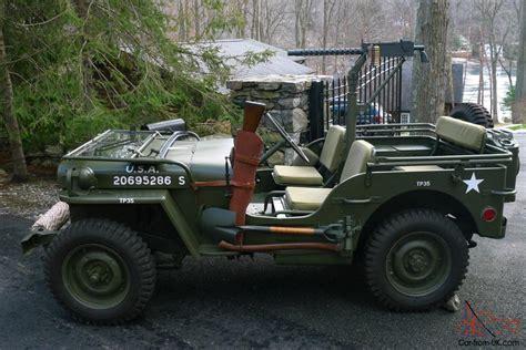 wwii jeep willys willys wwii jeep