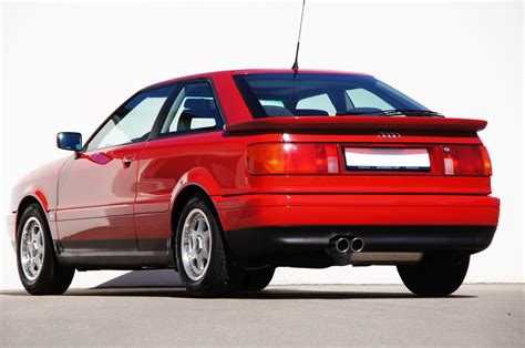 Audi Augsburg by Audi Coupe Quattro 20v 1989 Automobile Lopp Autohaus